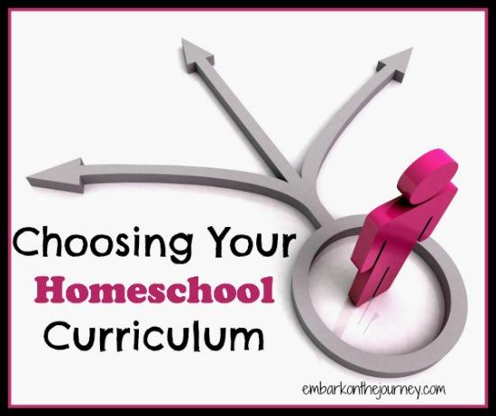 choosing homeschool curriculum, photo