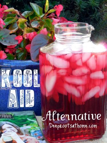 Kool Aid Alernative recipe, photo