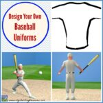 Design Your Own Baseball Uniforms