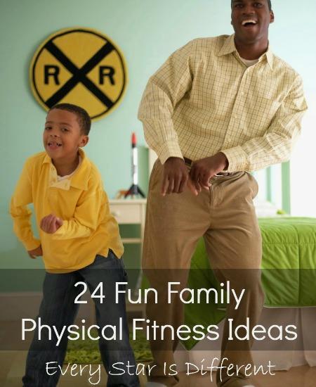 Family Exercise, photo