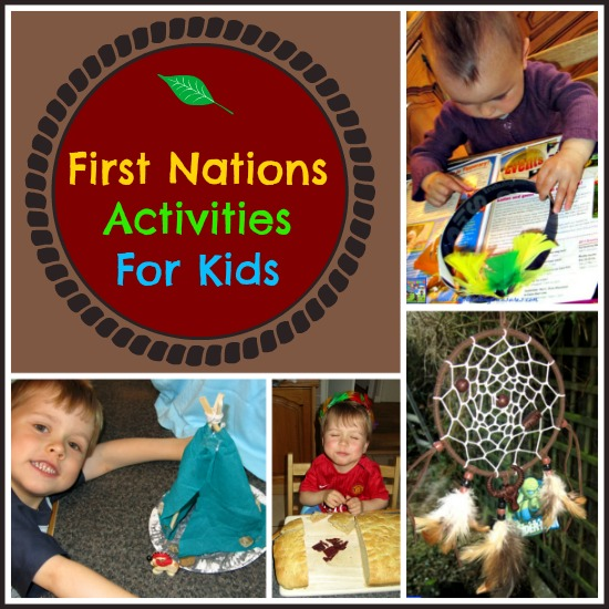 Canadian Crafts For Preschoolers
