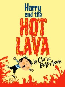 Harry and the Hot Lava Review by Crystal's Tiny Treasures