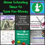 Home Schooling Ideas to Save You Money