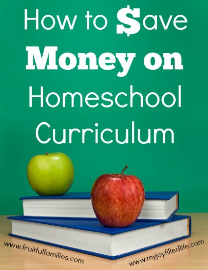How to save money on homeschool, photo