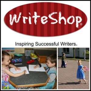 WriteShop Primary Writing Program Review by Crystal's Tiny Treasures
