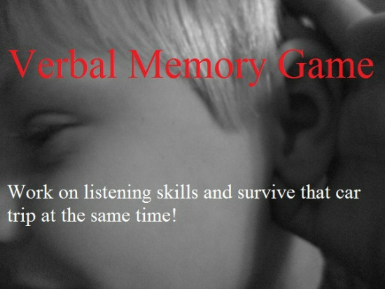 verbal-memory-game, photo