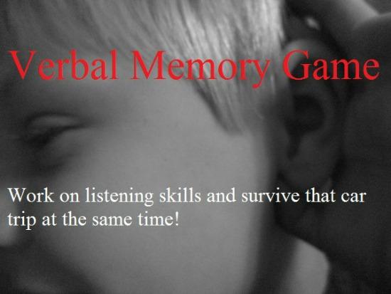 verbal-memory-game, photo