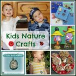 5 Kids Nature Crafts