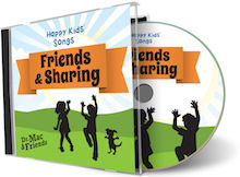 Friends-Sharing-CD