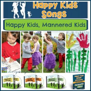 Happy Kids Songs, Mannered Kids by Cr