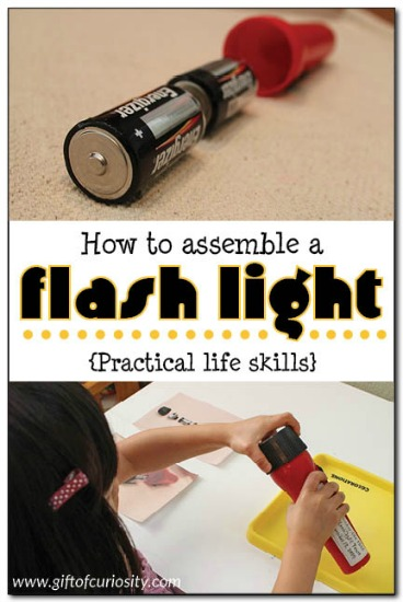 How-to-assemble-a-flash-light-Gift-of-Curiosity