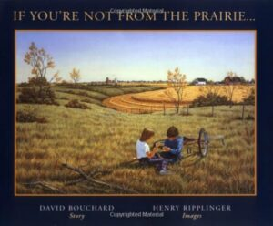 If you're not from the prairie, a book review by Crystal's Tiny Treasures