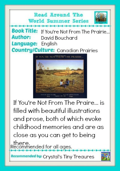 Multicultural Kid Blogs Summer Reading If You're Not From The Prairie