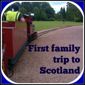 first-family-trip-to-scotland, photo