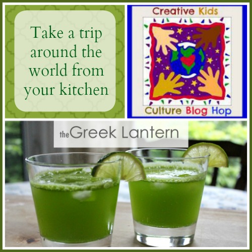 Creative Kids Culture Blog Hop : Greece