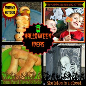 Halloween Ideas for kids, photo