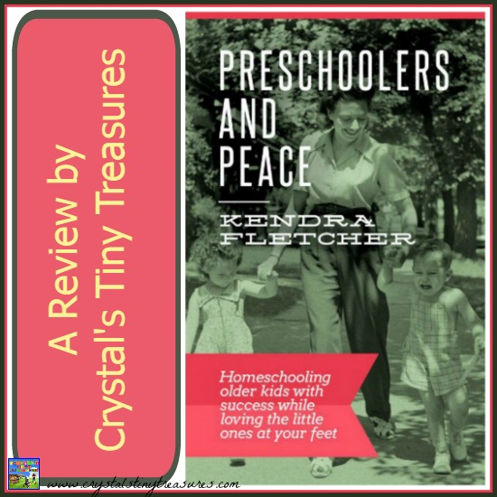Preschoolers and Peace, a Review by Crystal's Tiny Treasures