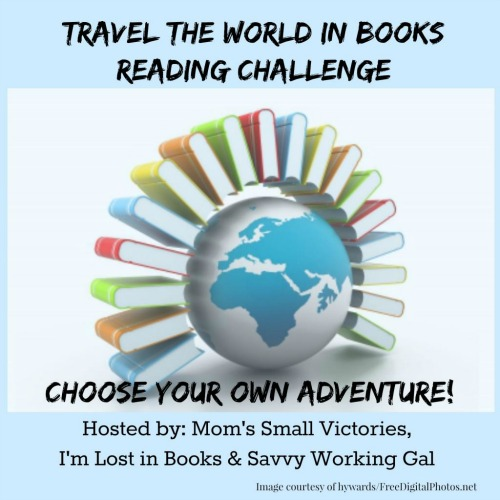 Travel-the-World-in-Books-Reading-Challenge, photo