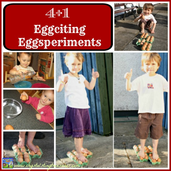 Eggciting Eggsperiments For Kids