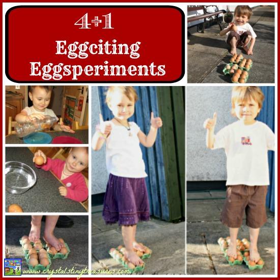 Eggciting Eggsperiments For Kids
