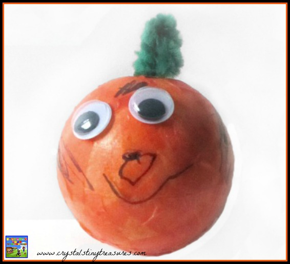 cute pumpkin decorations , photo