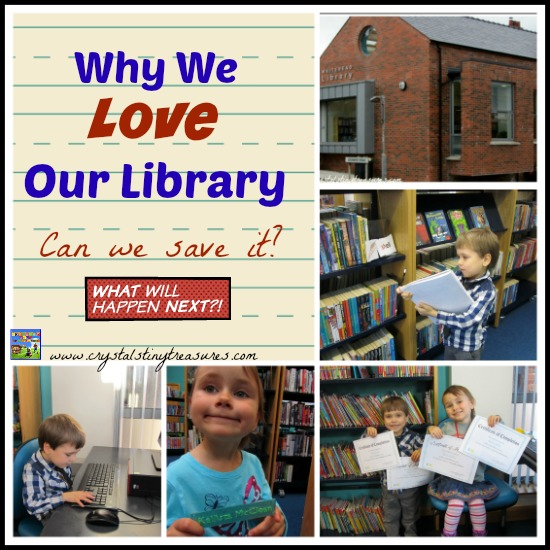 Why We love our library
