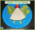 Angel Wrap Christmas Party Food