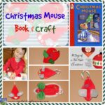 Christmas Mouse Book and Craft