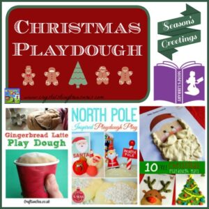 Christmas Playdough Ideas