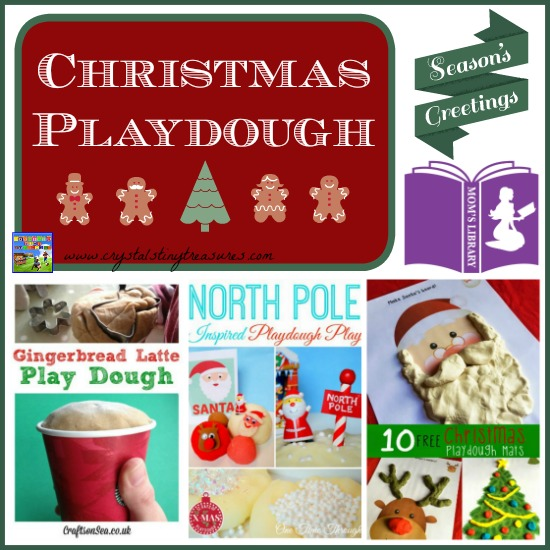Christmas Playdough Ideas