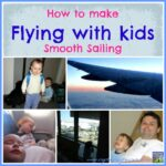 How to make flying with kids smooth sailing
