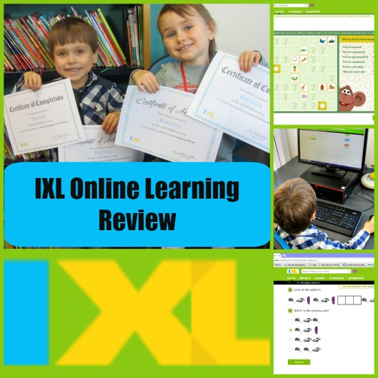 IXL Online Learning Review