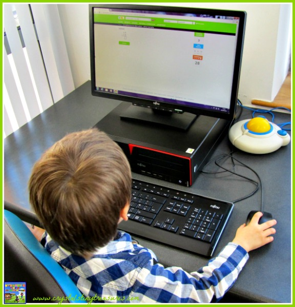 IXL is fun at the library, IXL review, online learning math
