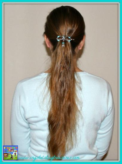 Lilla Rose Pretty Hair Dream Catcher Pony Tail