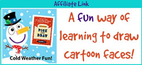 Pick and Draw Cold Weather Fun Affiliate Link