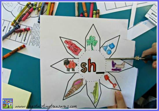 Sh diagraph interactive notebook activity