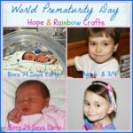 World Prematurity Day: Hope & Rainbow Crafts