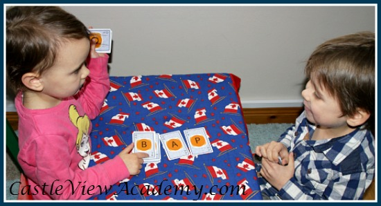 Pictionary Frames Game fun for the family, games for learning to read