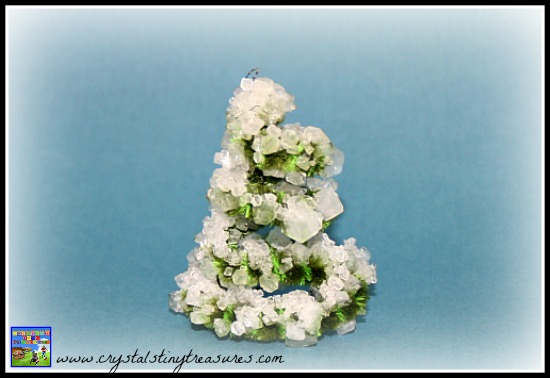 Borax Crystal Christmas Tree