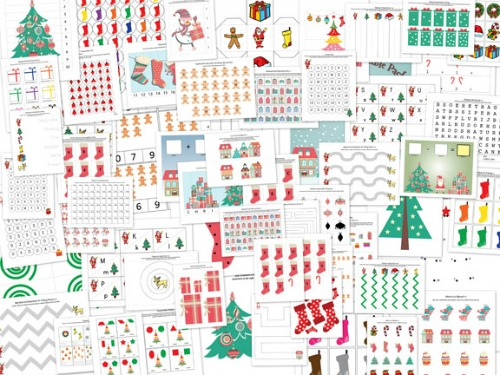 Christmas-Printable-Pack-collage