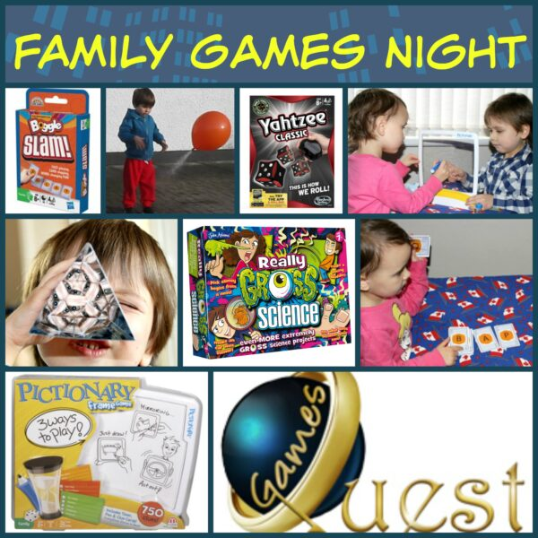 Family Games Night with Games Quest