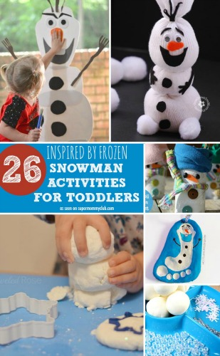 FrozenActivitiesforToddlersPinterest