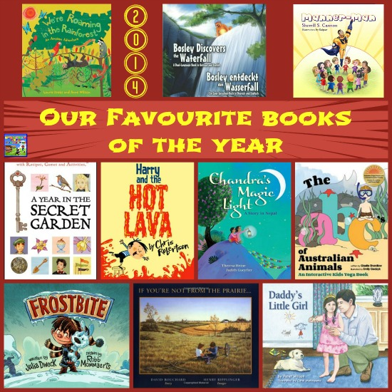 Our Favourite Children's Books of The Year 2014