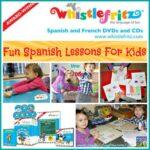 Whistlefritz Spanish Lessons For Kids