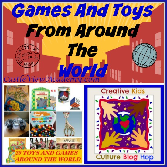 Toys and Games From Around The World on CKCBH with Castle View Academy