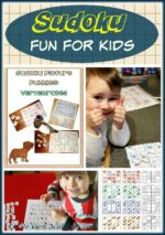 Vertabrate Sudoku For Kids