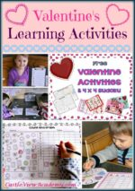 Valentine's Learning Activities