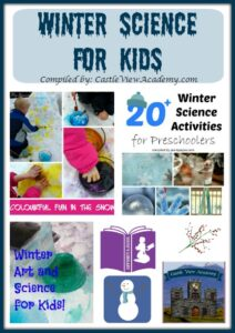 Winter Science For Kids with Mom's Library on Castle View Academy