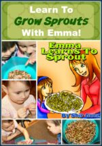 Emma Learns To Sprout
