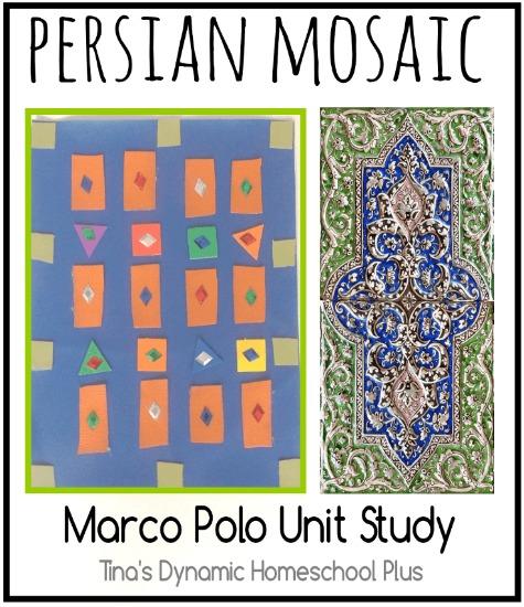 Persian-Mosaic-Marco-Polo-Unit-Study